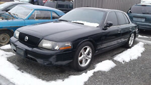 2003 Mercury Marauder Sedan