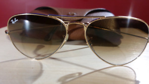 AUTHENTIC RAY-BANS-3 TYPES