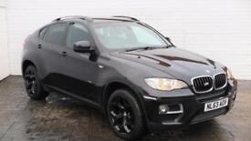 2013 BMW X6 2013 63 BMW X6 3.0D X Drive 30D Diesel black Automatic