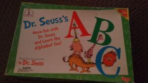 Dr. Seuss ABC game
