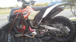 2008 KTM SFX 450 $3000 obo must sell need rent!