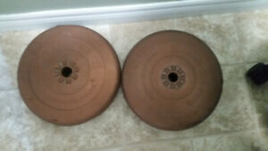 50lb weights