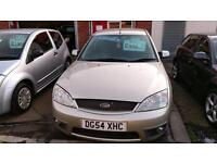 FORD MONDEO 2.0 TDCi 130 DIESEL ZETEC S CRUISE CD/MP3 1 YR MOT 5 DR HATCH 2004