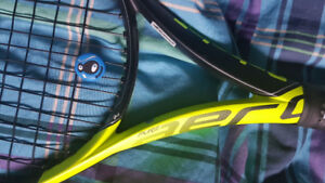 "Two (2) - Babolat Pure Aero (Team) Junior 26"" Tennis Racquet"