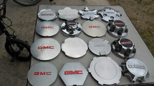 GMC  CENTERS---LARGE  VARIETY----only $ 20 EACH