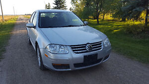 2008 Volkswagen Jetta City Sedan