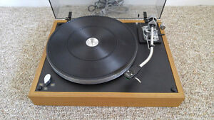 Thorens Turntable with SME 3009 Series II improved tonearm