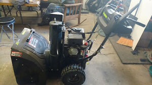 "Like new 24"" snowblower"