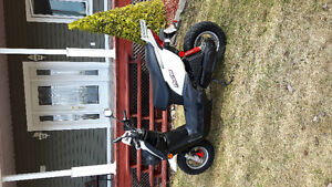 Scooter BWS