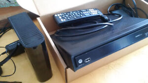 Shaw Satellite Receivers with PVR for sale