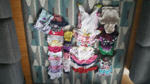 EUC 3-6month girls lot