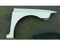 Renault Laguna White Front Right wing