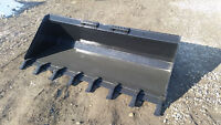 Skid Steer Buckets For Sale - SEE PRICES IN AD!