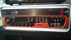 Avid Eleven Rack w/ Case and Power Base