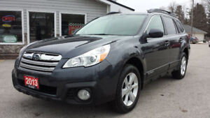 2013 Subaru Outback Touring.  Internet sale price only $14,999