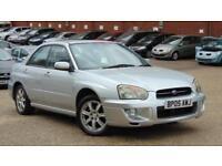 2005 Subaru Impreza 2.0 GX 4dr