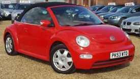 Volkswagen Beetle 1.9TDI - CONVERTIBLE - CABRIOLET - DIESEL - PX - SWAP -