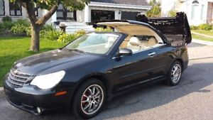 2009 Chrysler Sebring CONVERTIBLE Limited edition