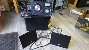 TEAC MICRO HIFI SYSTEM MC-DX221i FOR $38