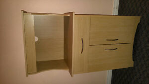 Microwave stand - excellent condition - $75