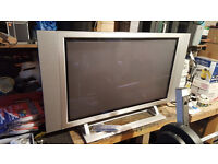 "42"" Plasma TV PS-42D8 Excellent Condition + New Remote"