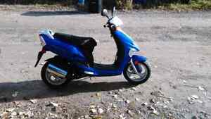 2008 vitality scooter