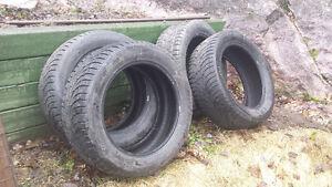 pneu d'hiver à vendre