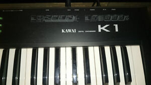 Kawai K1 Synthesizer London Ontario image 2