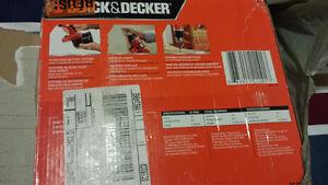 Black & Decker 18V NiCad Cordless Drill