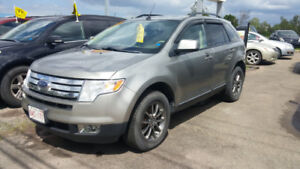 2008 Ford edge Sel.   Awd Loaded looks and runs great