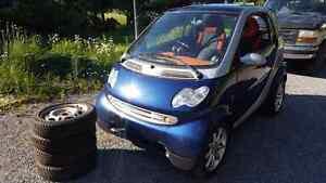 Smart 2006 diésel 177000km