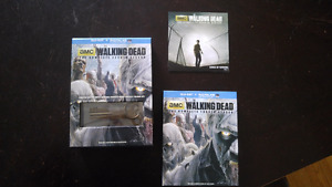Walking Dead Season 4 Blu-ray Limited Edition with Prison Key