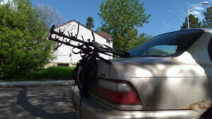 Sport Rack 3 Rear Mounted Bike Rack