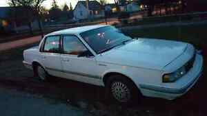 1993 oldsmobile cutlass ciera with only 78000km