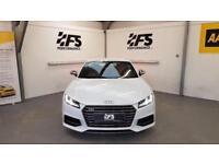 2015 Audi TTS 2.0 TFSI Coupe Quattro 3dr (start/stop)