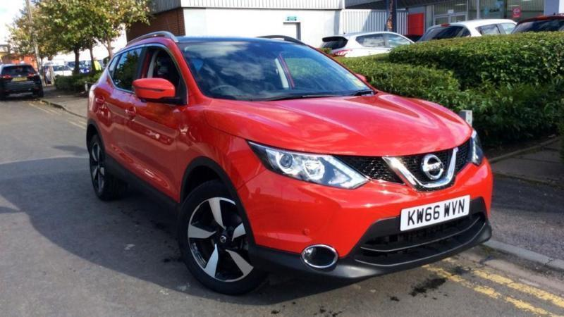 2017 Nissan Qashqai 1.5 dCi N-Connecta 5dr Manual Diesel Hatchback