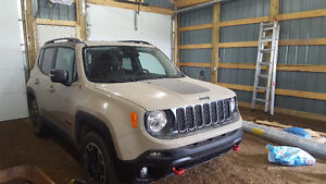 2016 Jeep Renegade Trailhawk SUV, Crossover