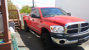 2008 dodge ram 4 door