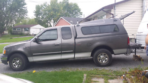 Hard to find- 2003 Ford F150 XLT