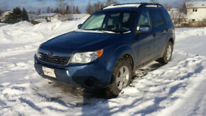 2010 SUBARU FORESTER XS AWD AUTOMATIC LOADED