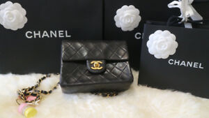 Authentic Chanel Mini