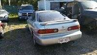 parting out 96 acura integra
