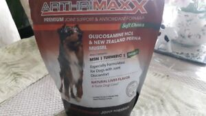 DOG  --  SUPPLEMENTS for JOINT SUPPORT