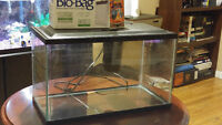 10 Gallon tank with accessories for Best offer