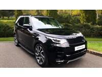 2018 Land Rover Discovery 3.0 Supercharged Si6 HSE 5dr + Automatic Petrol Estate