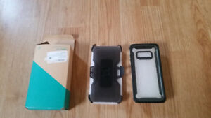Brand new samsung galaxy s8 case with belt holster