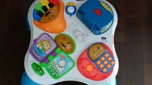 Fisher Price Play and Learn table