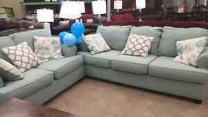 Ashley Sofa and Loveseat $900