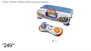 VTech V.Smile V-Motion Active Learning System