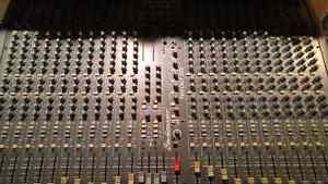 Studiomaster 326 Trilogy Mixer with Power Supply